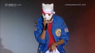 Cro - Bad Chick - LIVE 2017 (Topqualität)