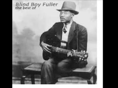 Blind Boy Fuller-Homesick & Lonesome Blues