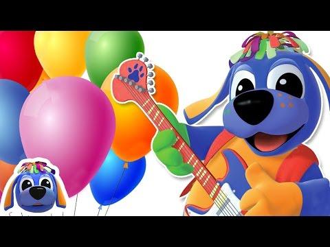 Nursery Rhymes Party Songs | Dance Songs for Kids | Party Songs For Kids | Raggs TV