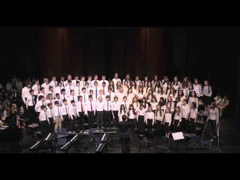 Shady Side Academy Middle School Chorus: It's the Most Wonderful Time of the Year