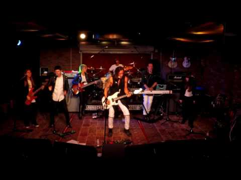 Neon Trees - Animal (Cover) at Soundcheck Live / Lucky Strike Live