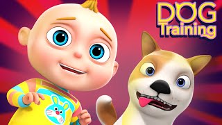 TooToo Boy Dog Training - New Episode | Videogyan Kids Shows | Cartoon Animation For Children
