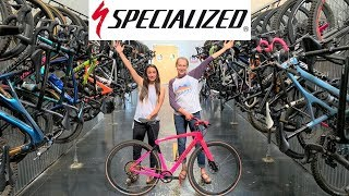 What Really Goes On At Specialized Bicycles HQ! (Exclusive Tour)