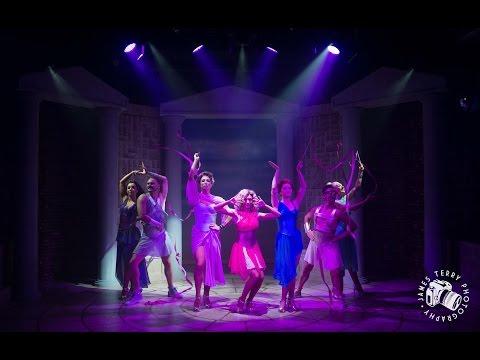 """I'm Alive"" - Xanadu (Hayes Theatre)"