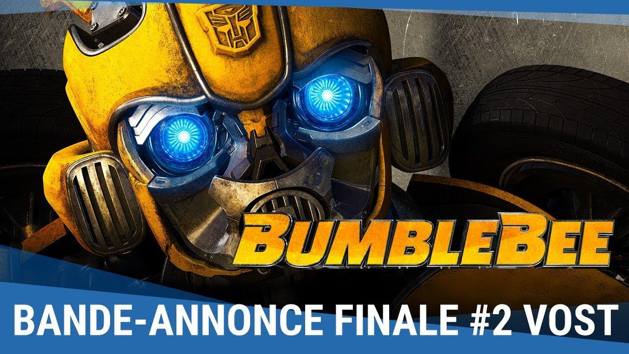 BUMBLEBEE : Bande-Annonce finale #2 VOST [actuellement au cinéma]