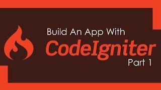 Codeigniter Blog App