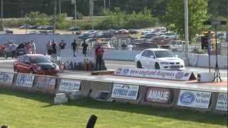 2.6L SRT-4 Dodge Neon 10 second drag race, Ed Bradley 10.36 @ 138mph