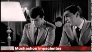 """Cine Nostalgia promocional """"Muchachos impacientes"""""""