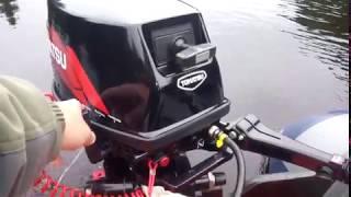 лодочный мотор тохатсу 18 скорость
