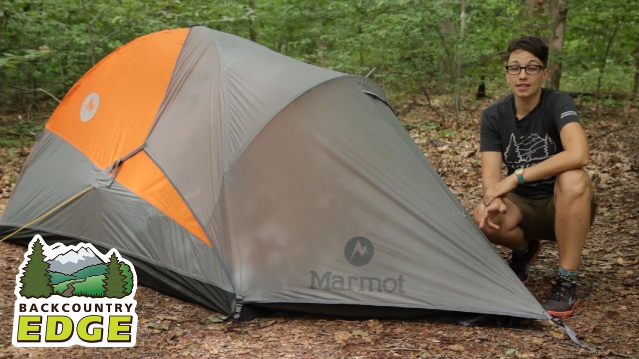 sc 1 st  YouTube & Marmot Hammer 2P Tent - YouTube