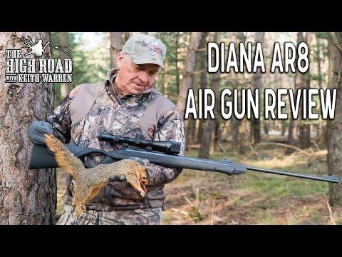 Diana AR8 Air Rifle Review