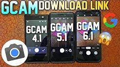 Google Camera Apk All Version | Gcam Working For All Android - Hindi Tech Video