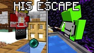 Dream SMP: Technoblade's Plan to ESCAPE Prison