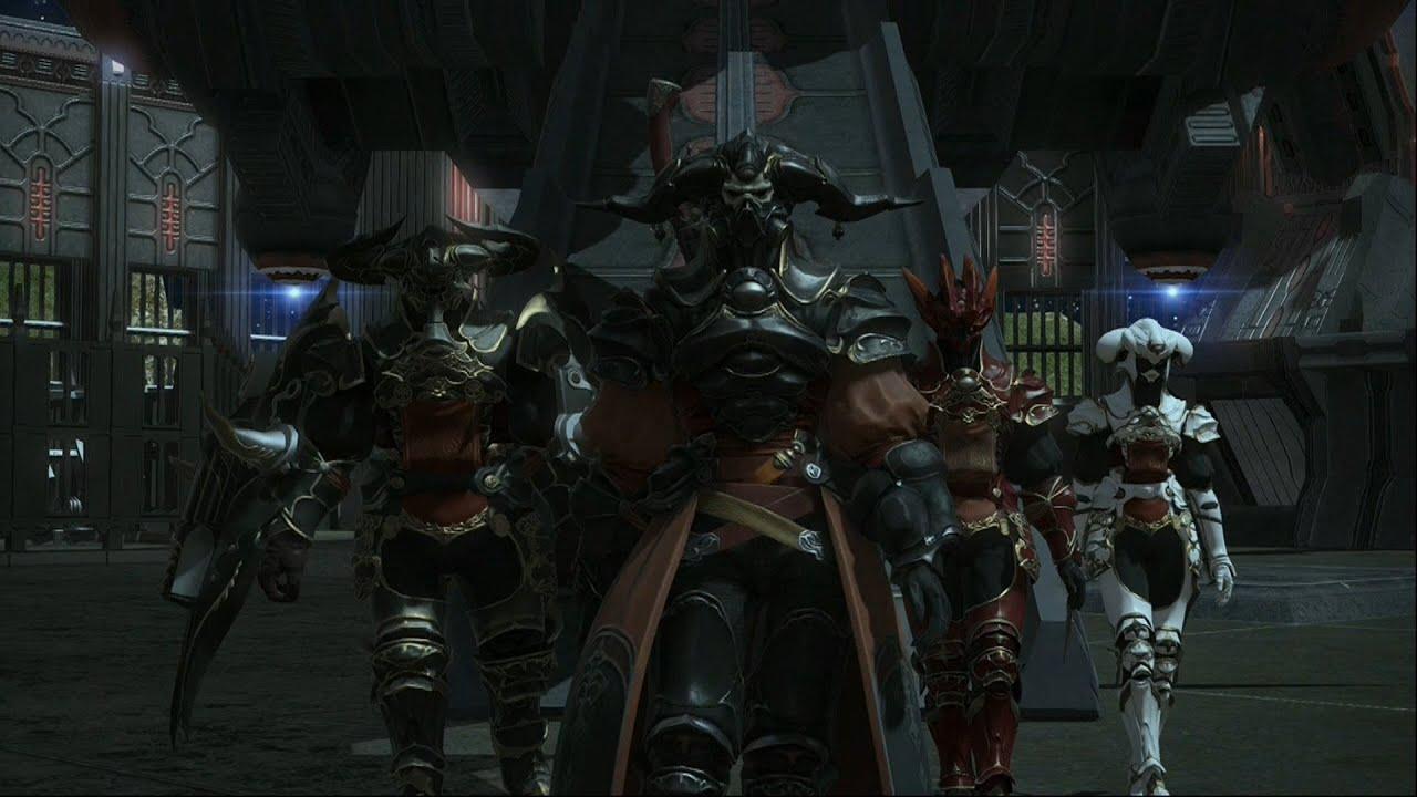The Gridanian Envoy: LvL14 Gridanian Starter Quests - FFXIV ARR Main  Scenario Cutscenes by Ro-Play
