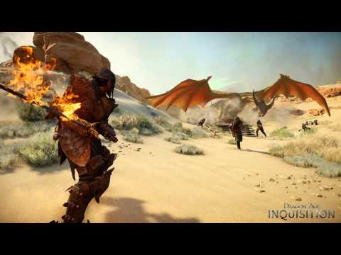 Dragon Age Inquisition - Dragon Fight Music