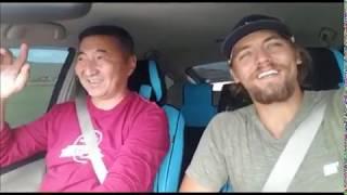 Путешествие длиной в 74 дня ! От Тайланда до Байкала - через 5 морей