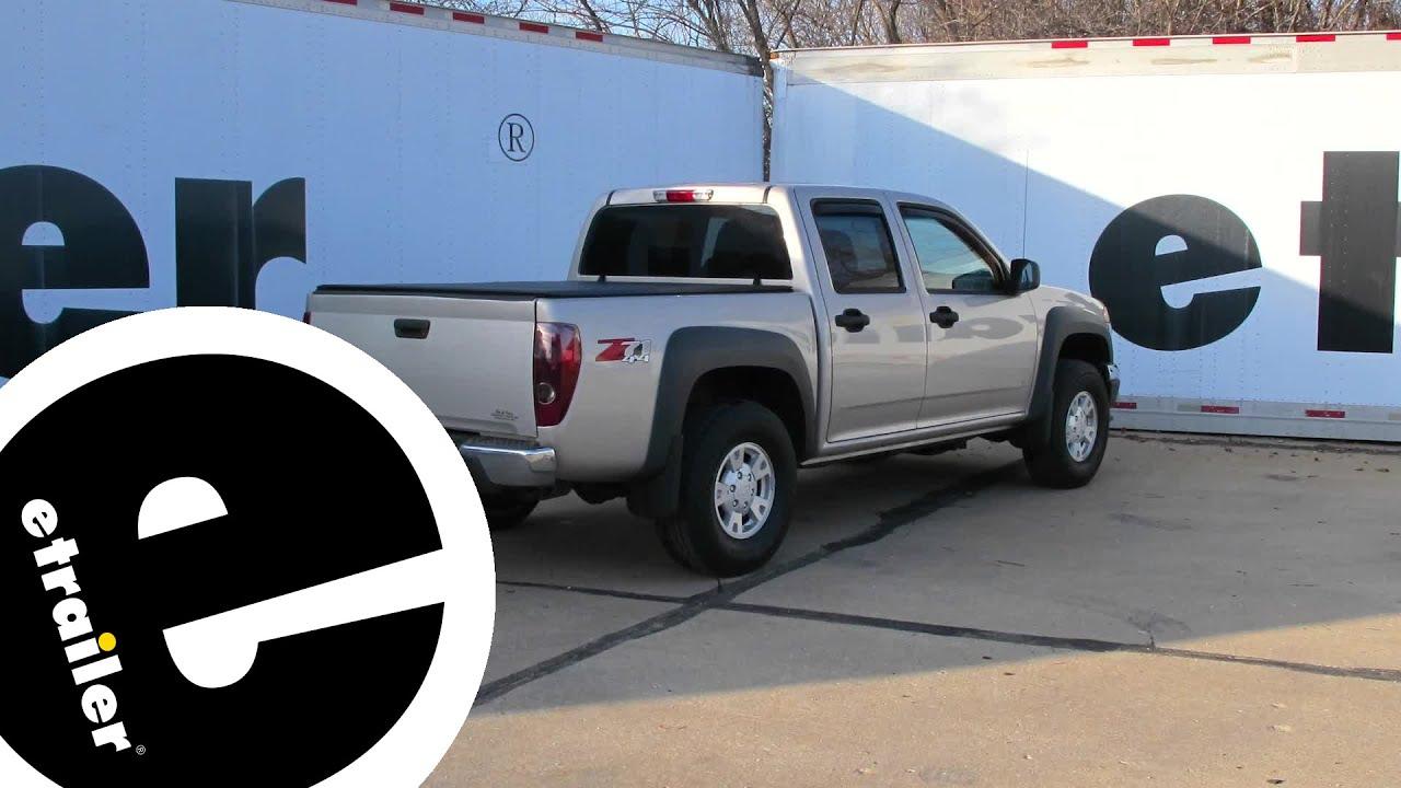 2005 Chevrolet Colorado Trailer Wiring Simple Diagrams Truck Best Options Youtube Diagram