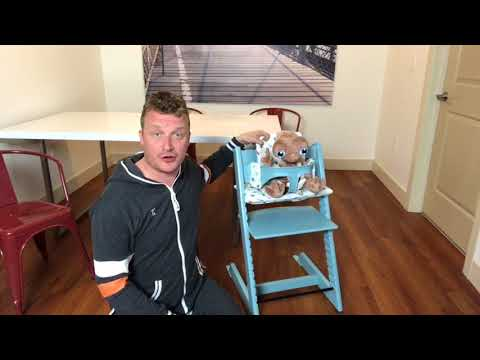 keekaroo vs stokke high chair review red slipper momtrends reviews tripp trapp | doovi