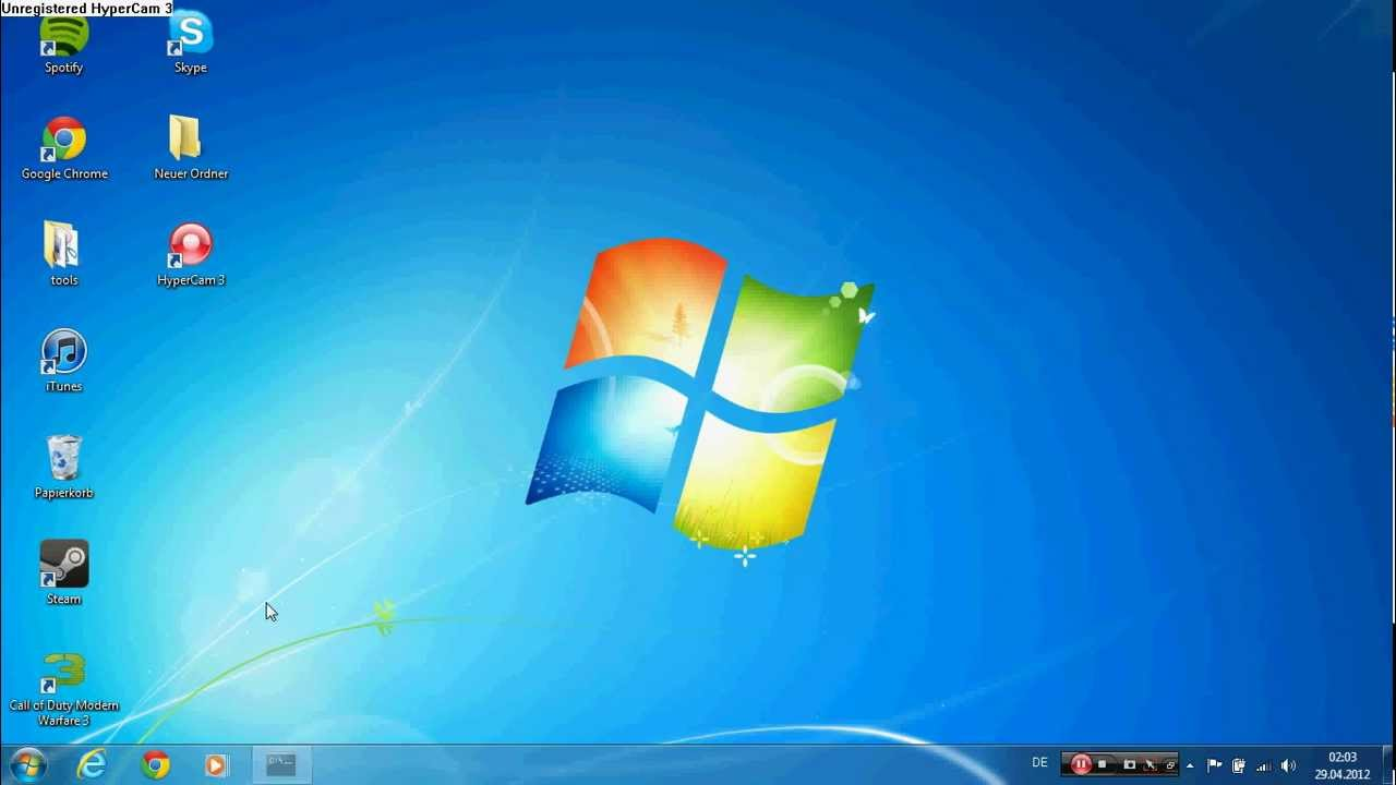 How to: Set a shutdown timer on windows 7