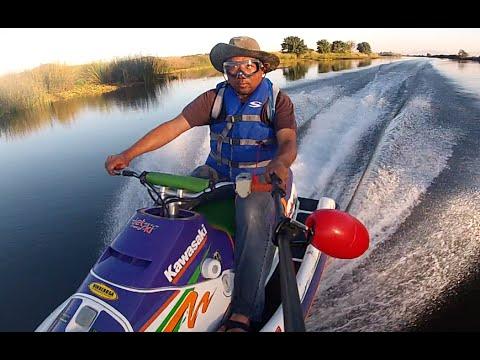 Speeding at Crocodile River