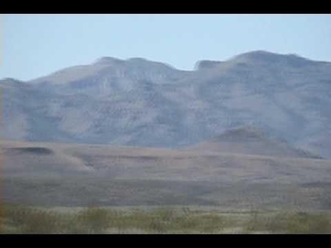Mysterious UFO Lights of Marfa, Texas