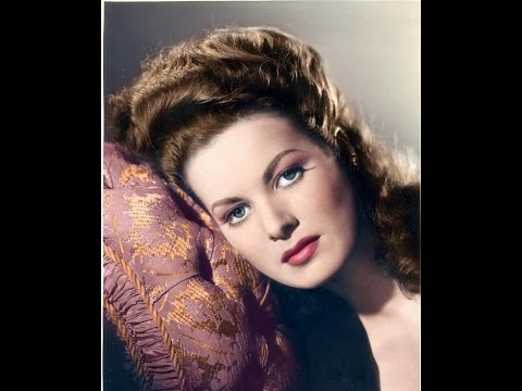 MAUREEN O'HARA TRIBUTE  HD