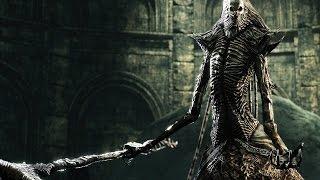 Dark Souls 2: Nashandra Boss Fight (4K 60fps)