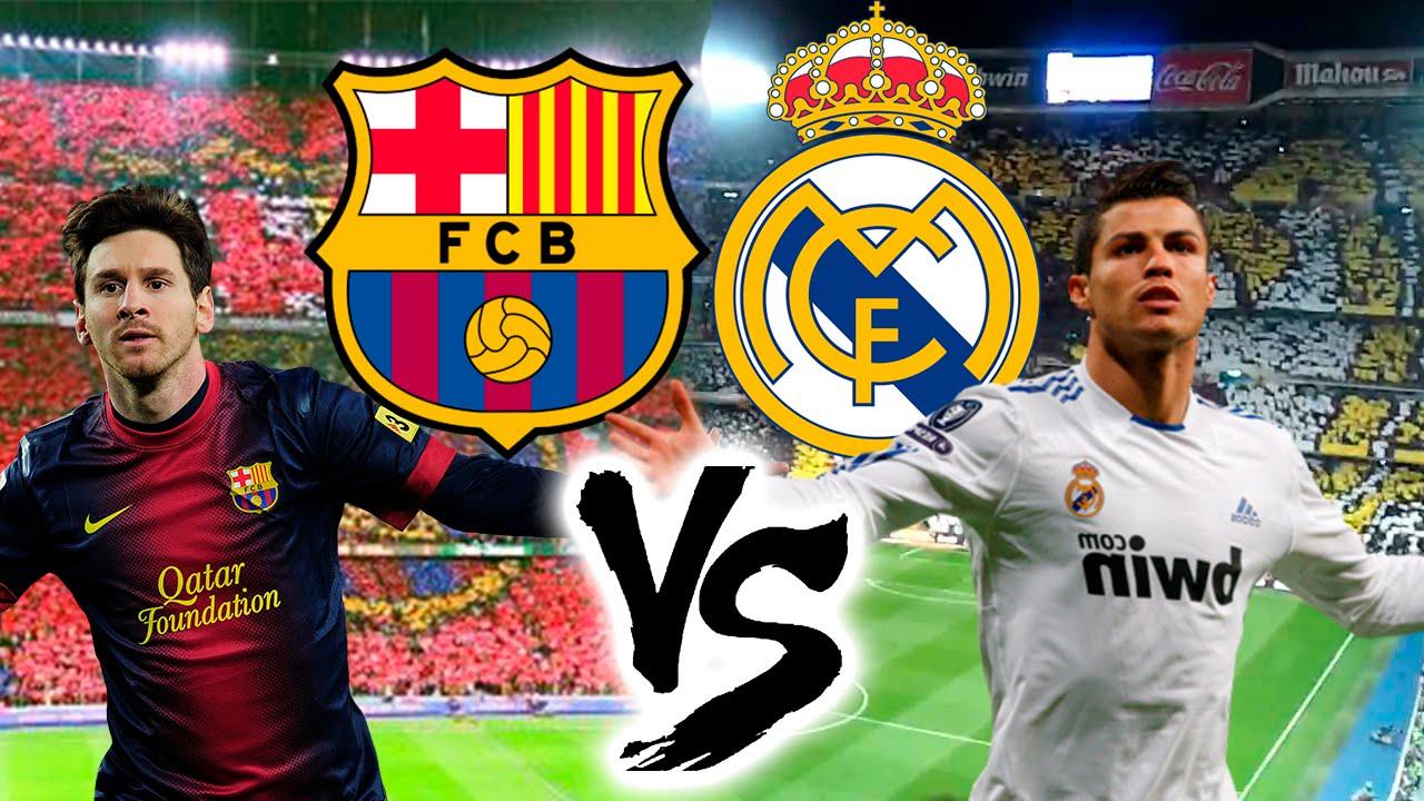 la liga se decide quien ganara fc barcelona vs real madrid xxstratusxx youtube