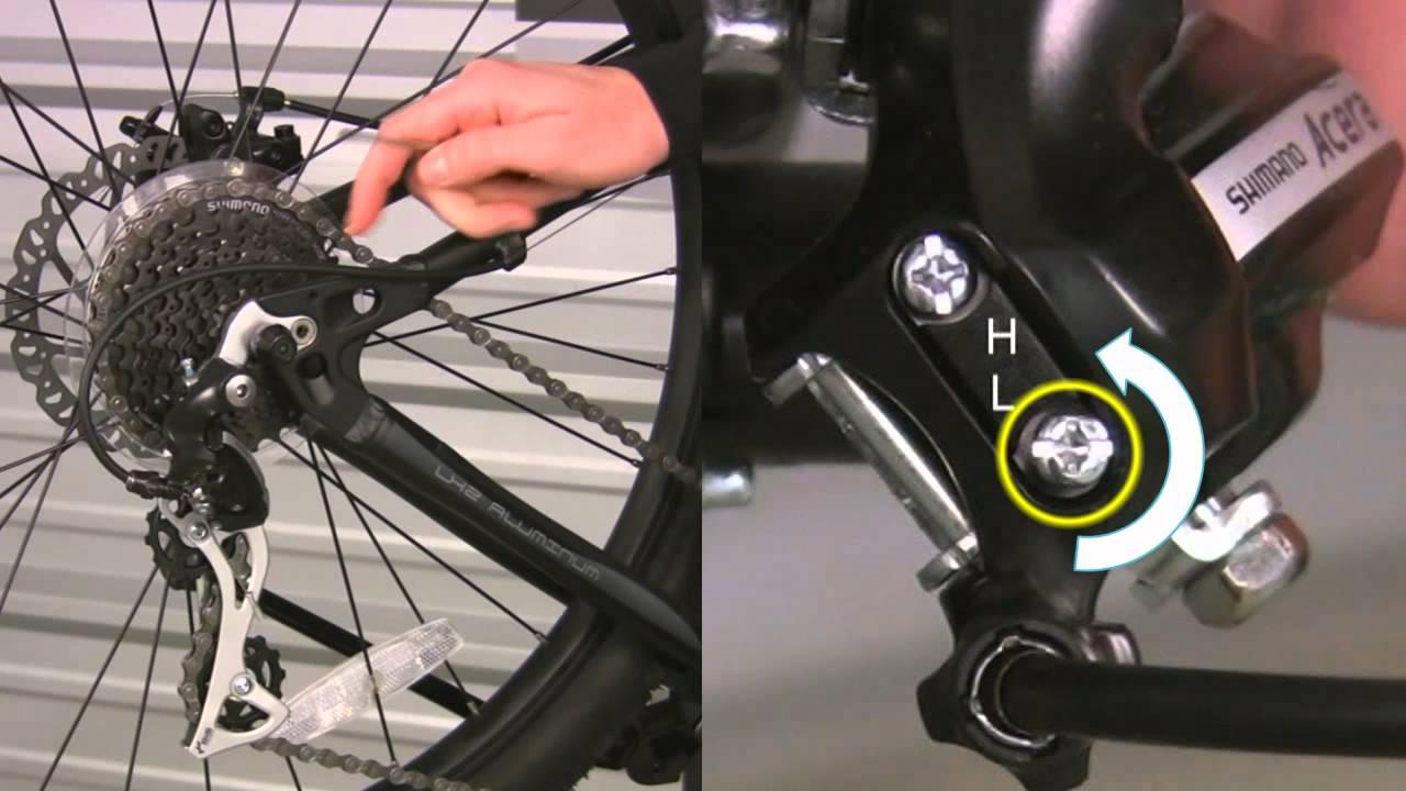8c7113921be Derailleurs - Advanced Adjustment 1 - by Northrock Bikes - YouTube