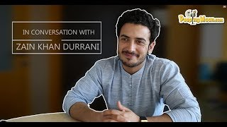 In Conversation WIth | Zain Khan Durrani | Kuchh Bheege Alfaaz