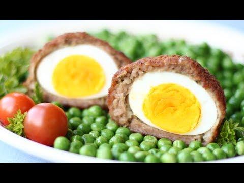 Яйца по шотландски рецепт с