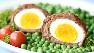 рецепт  яйцо по-шотландски