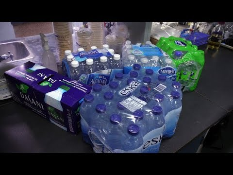 Here's What's In Your Bottled Water (Marketplace)