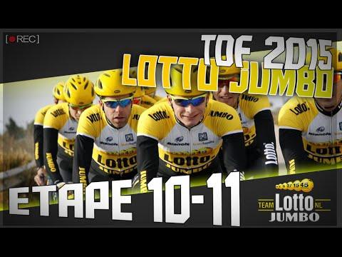 Tour de France 2015 | Lotto Jumbo | Etape 10-11