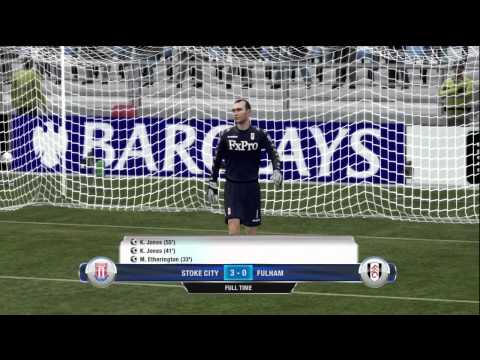 FIFA 12 -  Fulham FC - Manager Mode Commentary - Episode 5 -