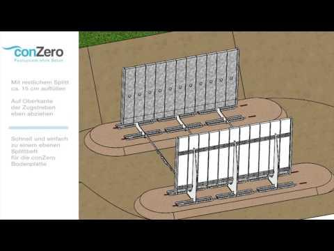 conzero poolsystem ohne beton installation an einem tag funnycat tv. Black Bedroom Furniture Sets. Home Design Ideas