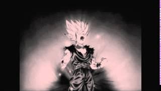 Gohan Fights Frieza Remix