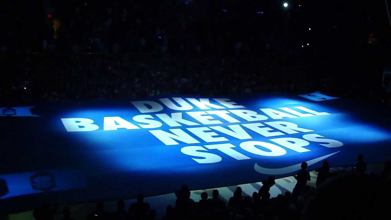 Duke Basketball Never Stops! - YouTube