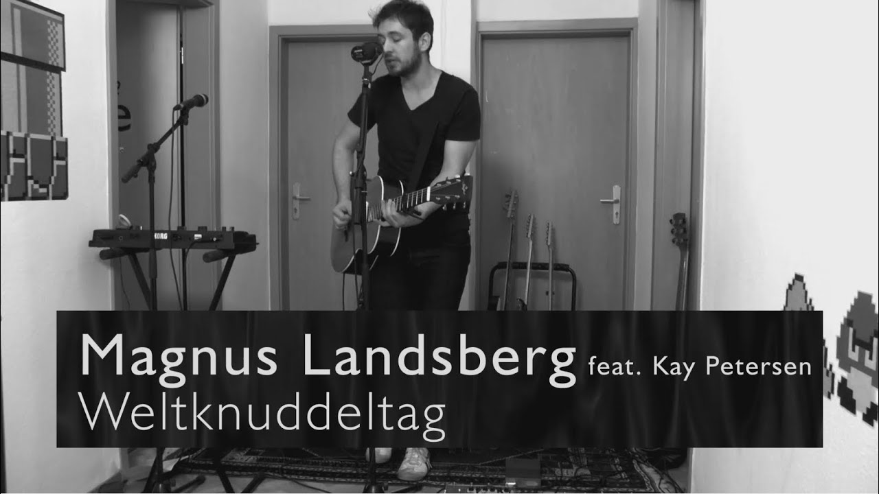 Magnus Landsberg Weltknuddeltag Wohnzimmerkonzert Augustendiele