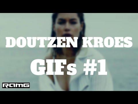 Best GIFs | Doutzen Kroes GIFs #1 | Fashion Model Video Compilation with Instrumental Music