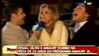 Baixar Vesgo Silvio - Festa do Programa Amaury Jr 1/2
