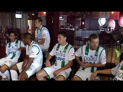 Persdag FC Groningen