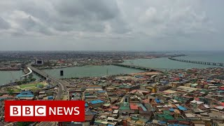 Coronavirus in Lagos: Enforcing lockdown in Africa's biggest city - BBC News