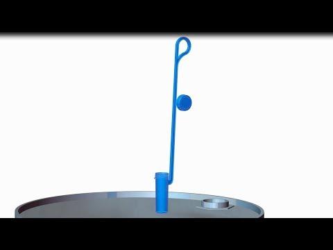 DispoDipper - Disposable sampling tube