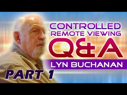 No-Holds-Barred Questions Asked of Lyn Buchanan - 1 of 2
