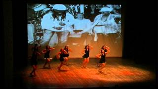 "Estratto2 del DVD ""  ""The origins of Dance"" Liberty Dance"