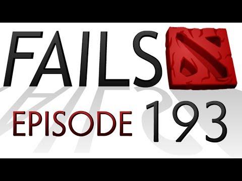 Dota 2 Fails of the Week - Ep. 193