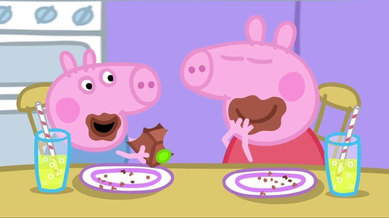 Peppa Pig | Anne Domuz İşte |  Programının en iyi bölümleri | Çocuklar için Çizgi Filmler