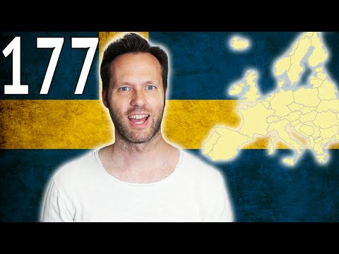 COUNTRIES OF EUROPE IN SWEDISH - 10 swedish words