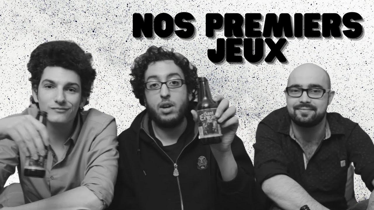 Karim Debbache | Nos premiers jeux (avec Gilles Stella et Jérémy Morvan)